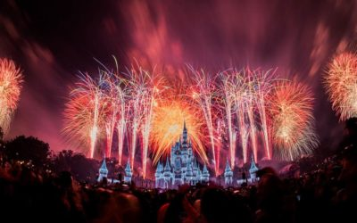 Walt Disney World Theme Parks Will NOT Be Open To Celebrate Arrival of 2021