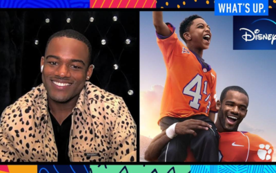 """What's Up, Disney+"" New Episode Interviews Cast of ""Safety"" and ""High School Musical: The Musical: The Holiday Special"""