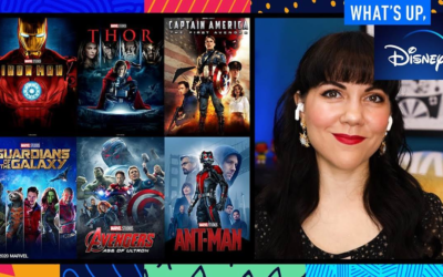 """""""What's Up, Disney+"""" Recaps 20 MCU Films in 2-Minutes in Latest Episode"""