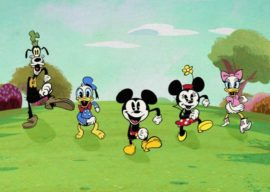 """TV Recap: The Wonderful World of Mickey Mouse - """"Supermarket Scramble"""" and """"Just the Four of Us"""""""