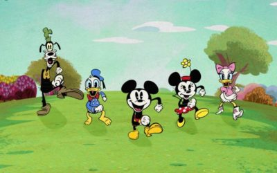 "TV Recap: The Wonderful World of Mickey Mouse - ""Supermarket Scramble"" and ""Just the Four of Us"""