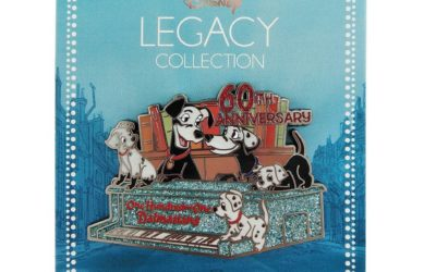 """Oh My Spots! Limited Edition """"One Hundred and One Dalmatians"""" Pins Now Available on shopDisney"""