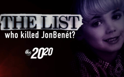 """20/20"" To Provide New Insight On Murder of JonBenet Ramsey, Airing Friday, Jan 15th"