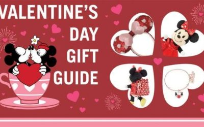 Celebrate Valentine's Day with Fun Gifts from Disney Parks, Resorts, and Retailers