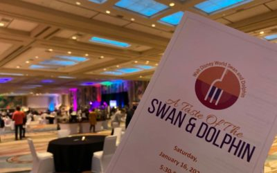 A Taste of The Swan & Dolphin Gives Guests a Great Night Filled with Food, Drinks and Entertainment