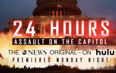 "ABC News' ""24 Hours: Assault on the Capitol"" Streams Exclusively on Hulu Tonight, January 11"