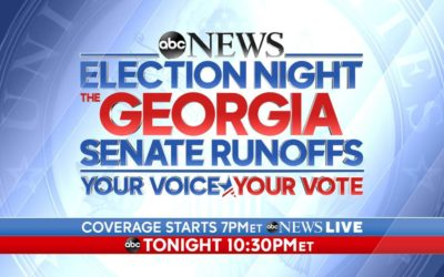 ABC Sets Special Coverage of Georgia Senate Runoff Elections