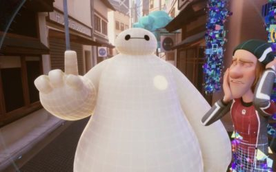 "Sundance Review: ""Baymax Dreams: Fred's Glitch"" Interactive Short is Full of Real and Plot-Driven Glitches"
