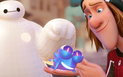 "Disney to Debut New Interactive ""Baymax Dreams"" Short During the 2021 Virtual Sundance Film Festival Starting January 28th"