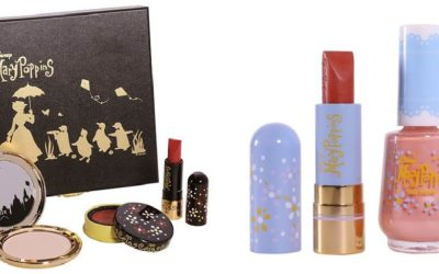 "Better Than a Spoonful of Sugar: Bésame Cosmetics Introduces ""Mary Poppins"" Collection"