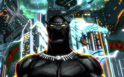 """Marvel Shares Cover Art, Trailer for Ta-Nehisi Coates' """"Black Panther #23"""" Coming in February"""