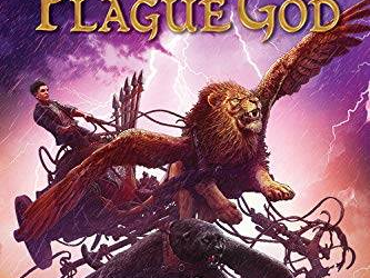 "Book Review: ""City of the Plague God"" by Sarwat Chadda"