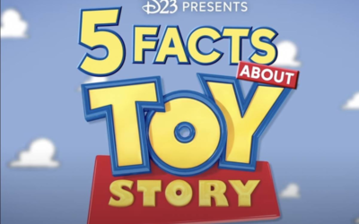 "Check Out These ""Toy Story"" Facts From D23"