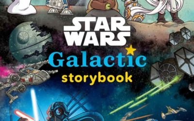 "Children's Book Review - ""Star Wars: Galactic Storybook"""