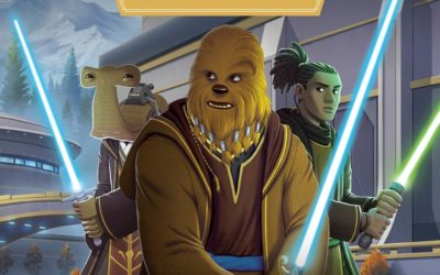 "Children's Book Review - ""Star Wars: The High Republic - The Great Jedi Rescue"""