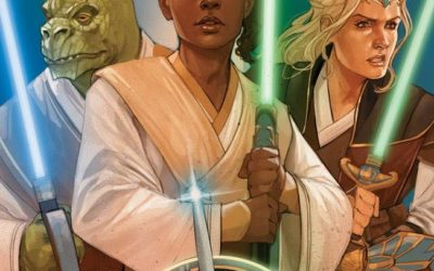 "Comic Review - ""Star Wars: The High Republic"" #1"