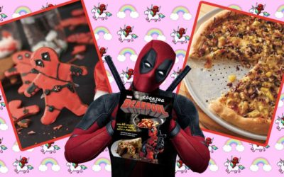 """Two Exclusive Advance Recipes from the """"Cooking with Deadpool"""" Marvel Cookbook, Coming February 2nd"""