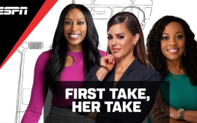 "Debut of ""First Take, Her Take"" Leads New Developments for ESPN Podcasts in 2021"
