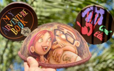 "Disney and Pixar ""Up"" Inspired Mickey Ears Will Be Available on shopDisney January 29"