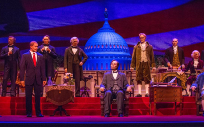 Disney Confirms President Joe Biden Will Be Added to The Hall of Presidents