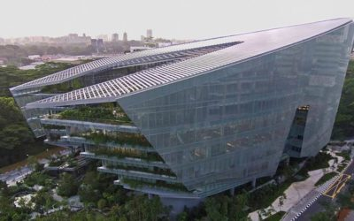 Disney in Talks to Sell The Sandcrawler Building in Singapore to Blackstone