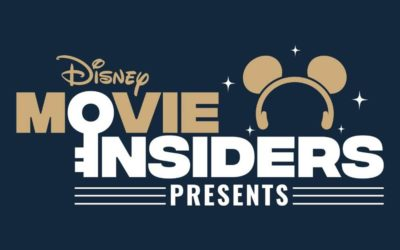 """""""Disney Movie Insiders Presents"""" Podcast to Launch Tomorrow"""