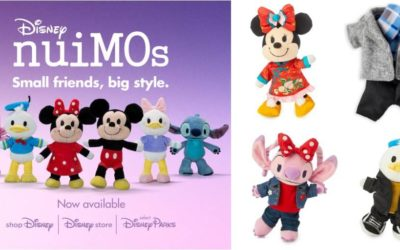 Disney nuiMOs Plush Arrive in Style on shopDisney
