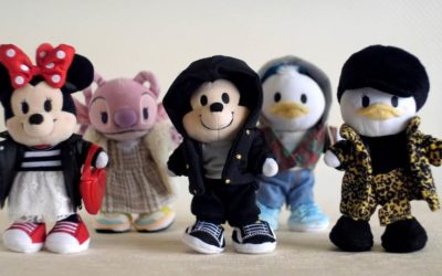 Disney nuiMOs Character Plush to Debut January 19th with First Wave of Fashionable Outfits Designed by Maeve Reilly