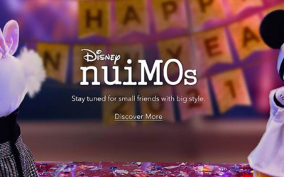 Japan's Plush Doll Line Disney nuiMOs Coming Soon to shopDisney