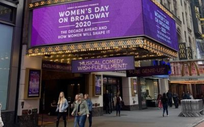 """Disney on Broadway Announces the 4th Annual """"Women's Day on Broadway"""" on March 12"""