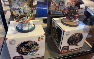 Disney Q-Figs Have Made Their Way to Disney Springs