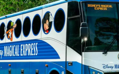 Disney's Magical Express Service Ending at Walt Disney World in 2022