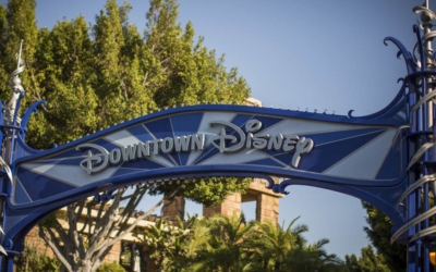 Downtown Disney Celebrating 20 Years With Special Offers at Various Merchants