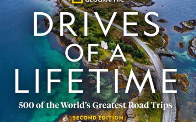 "Book Review: ""Drives of a Lifetime"" 2nd Edition from National Geographic"