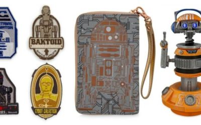 New Shipment from Droid Depot Arrives at shopDisney's Star Wars Trading Post