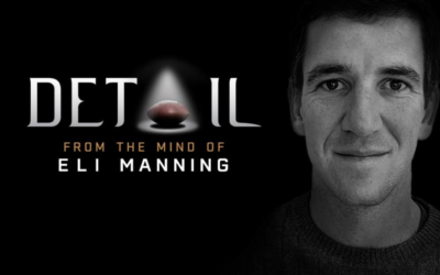 "Eli Manning, Ed Reed to Host New Episodes of ""Detail"" on ESPN+"