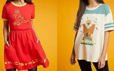"Find Your Own ""New Groove"" With These Disney Fashion Finds from Hot Topic"