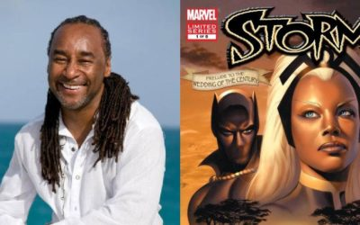 "Eric Jerome Dickey, Writer of Marvel's ""Storm,"" Passes Away at Age 59"