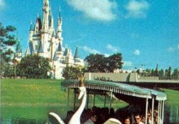 Extinct Attractions - Swan Boats