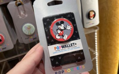 Fun Popsockets, Popwallets, and Pens Found at Disney's Hollywood Studios