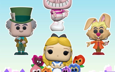 "Funko Fair 2021 Celebrates the 70th Anniversary of Disney's ""Alice in Wonderland"""