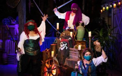 Gaylord Palms Pirate & Princess Weekends Offers Fun Activities for Kids and Adults in Central Florida