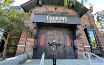Gideon's Bakehouse Is Reopening Today With the Grand Opening Scheduled for Saturday