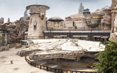 """Go """"Behind-The-Details"""" of Star Wars: Galaxy's Edge With New Video From Disney Parks"""