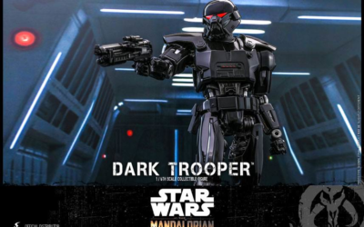 Hot Toys Has Revealed a 1:6 Scale Dark Trooper You Can Pre-Order Now