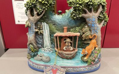 Jim Shore Jungle Cruise Figurine Spotted at Disney Springs