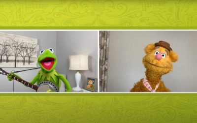 "Kermit and Fozzie Celebrate 2021 With New Performance of ""Movin' Right Along"""