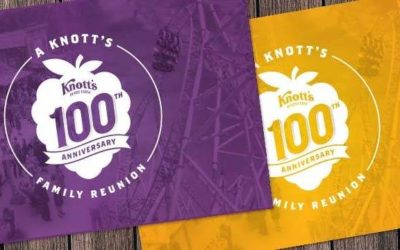 Knott's Berry Farm to Extend Season Passes into 2022 by the Number of Days Closed in 2021