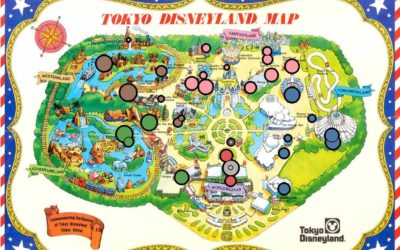 Laughing Place's Interactive Park Maps Add Tokyo Disneyland and DisneySea