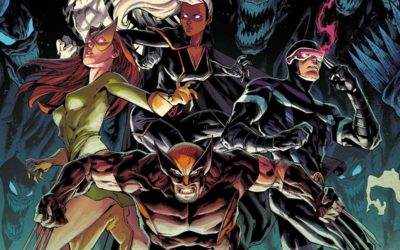 """Marvel Announces Exclusive First Look at Peach Momoko's """"Demon Days: X-Men"""" in """"King In Black #4"""""""